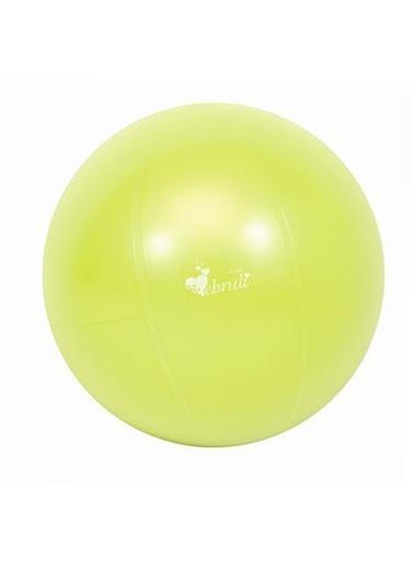 Ebruli Antiburst Pilates Topu- 75 cm (Yeşil Renk)-Ebruli